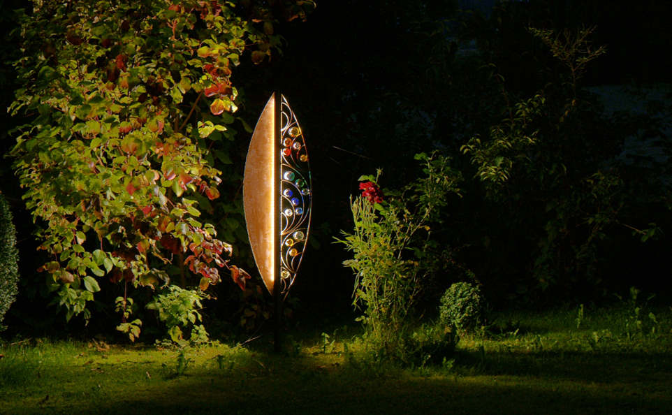 Garten Lichtkugel war nett ideen für ihr haus ideen